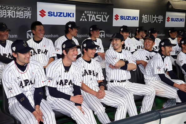 Samurai Japan's team to face Europe will include 19 players who were involved in the win over the Major League Baseball All-Stars in November ©Getty Images