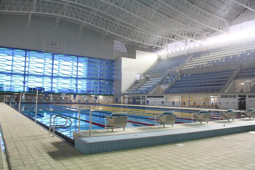 The Scotiabank Aquatics Center in Guadalajara had been due to host the 2017 World Aquatics Championships ©Getty Images