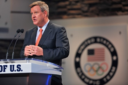 """Scott Blackmun, chief executive of the United States Olympic Committee, insists the United States Centre for Safe Sport fills the """"vacuum"""" for a national agency that is responsible for the safety and well-being of young athletes ©Getty Images"""