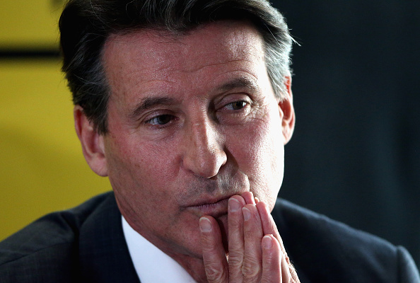 Sebastian Coe insists there is not a widespread crisis in athletics ©Getty Images