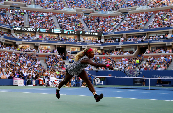 Serena Williams will be the defending women's champion in 2015 ©Getty Images