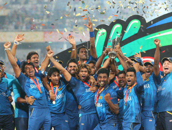 Sri Lanka are the reigning WorldTwenty20 champions after they won the 2014 tournament by virtue of a victory over India in the final