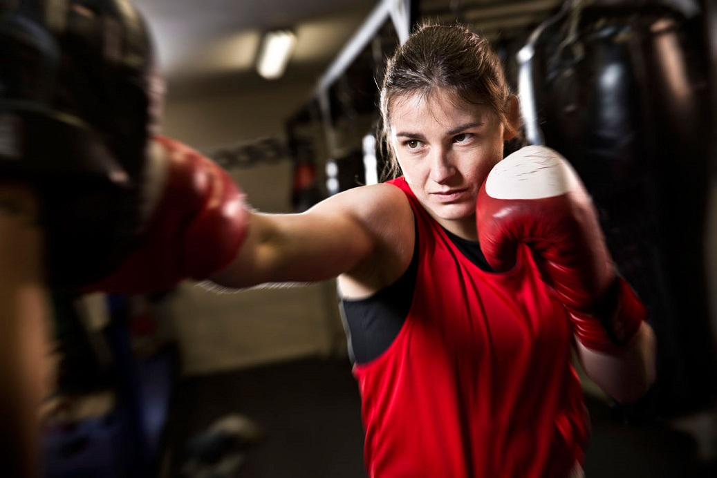 Katie Taylor will promote the Games across Ireland in her new role ©Baku 2015
