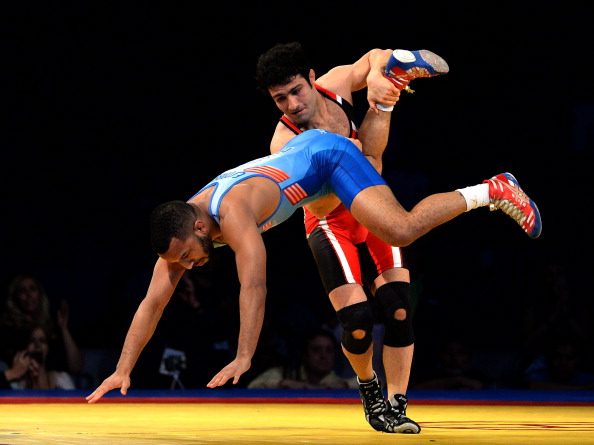 The 2015 United World Wrestling Oceania Championships will feature freestyle wrestling for the cadet, junior and senior categories ©Getty Images