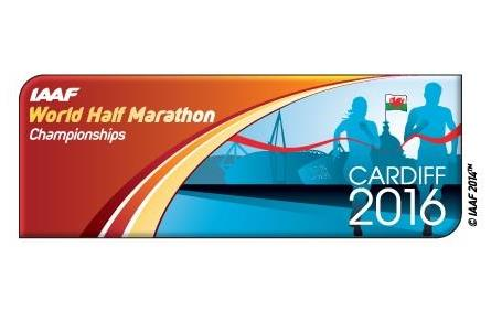 The 2016 IAAF World Half Marathon Championships are scheduled to take place in Cardiff on March 26 ©IAAF