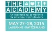 The Academy conference will take place in the Olympic Capital Lausanne ©TSE Consulting