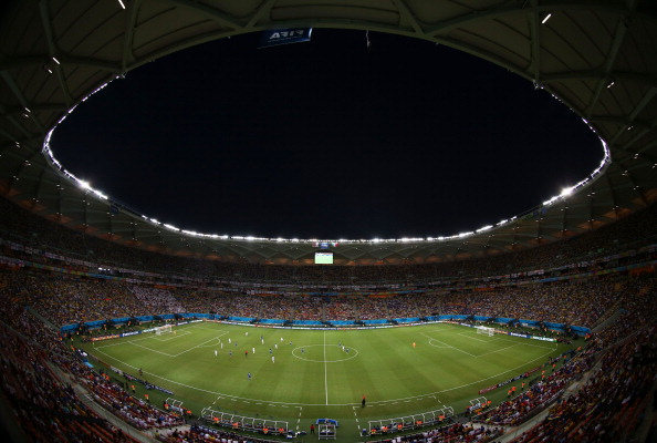 The Amazonian city of Manaus hosted four matches at the 2014 FIFA World Cup ©Getty Images