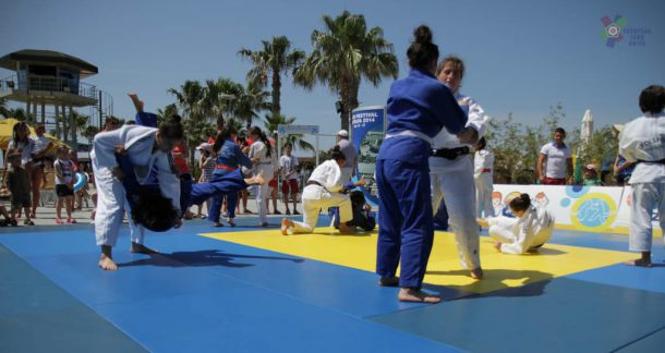 The EJU have announced the 2015 Judo Festival will once again take place in Antalya in Turkey ©EJU