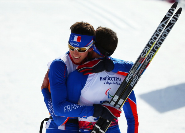 The French team claimed a surprise mens open relay victory as they beat defending champions Russia in Cable ©Getty Images