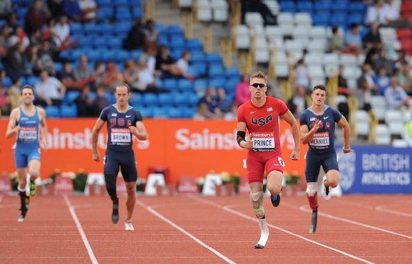 The IPC Grand Prix Final is due to take place on the third and last day of the Sainsbury's Anniversary Games ©Getty Images