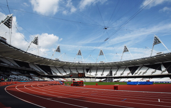 The London 2012 Olympic Stadium has been selected to host this year's IPC Athletics Grand Prix Final ©Getty Images