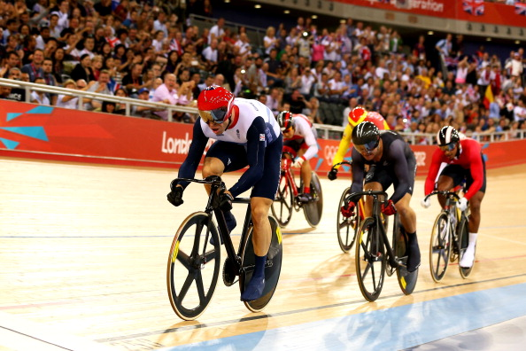 The London 2012 track cycling events took place at the Lee Valley VeloPark ©Getty Images