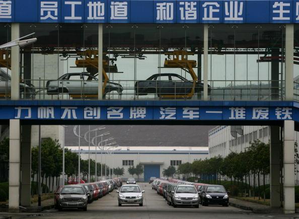 Китайские производители покоряют мировые авторынки