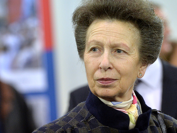 The Princess Royal is one of seven women to become an honorary member of the Royal and Ancient Golf Club of St Andrews ©Getty Images