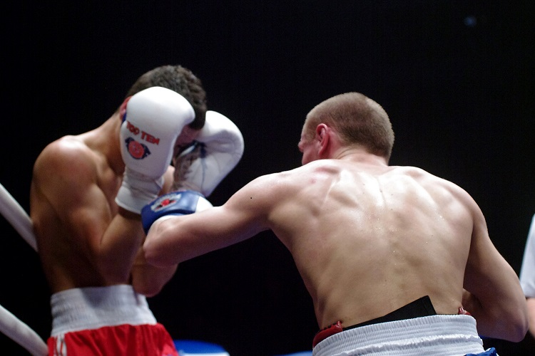 The Russian Boxing Team overpowered the British Lionhearts in Moscow ©WSB
