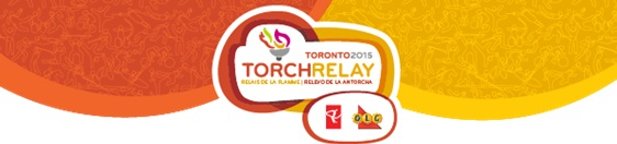 The Toronto 2015 Organising Committee have confirmed the route of the Torch Relay ahead of the Games in July