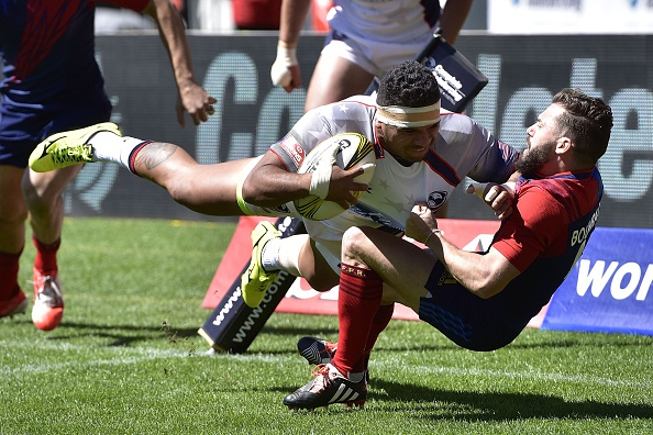 The United States impressive win over France saw them progress from a tight pool as winners ©AFP/Getty Images