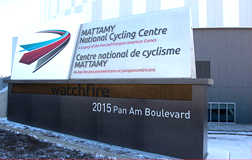 The Mattamy National Cycling Centre has now opened its doors to top Canadian athletes ©CSIO