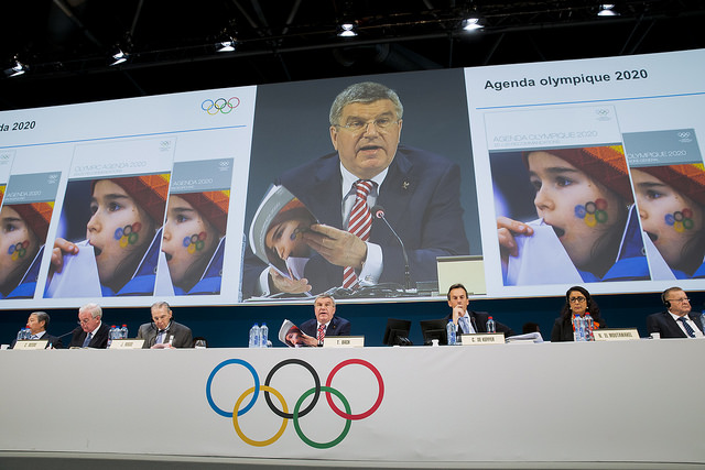 Thomas Bach's Agenda 2020 has grabbed plenty of headlines ©IOC