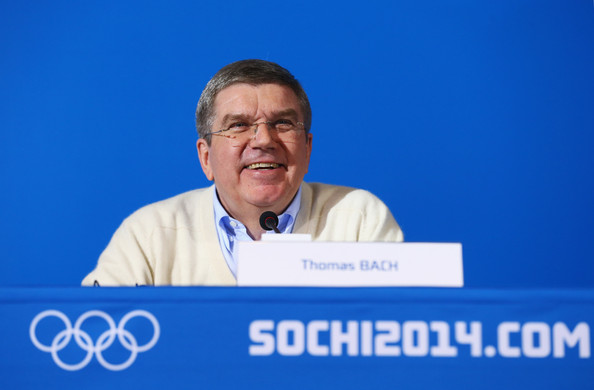 Thomas Bach has always disputed that Sochi 2014 cost $51 billion, the figure widely reported ©Getty Images