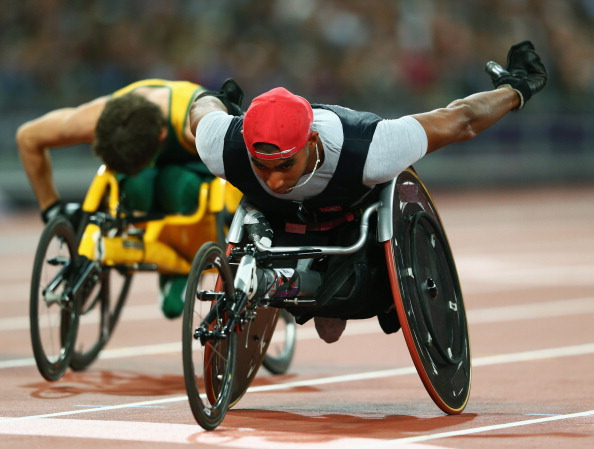 Tunisian world and Paralympic champion Walid Ktila is one of the leading names who will compete in the opening IPC Athletics Grand Prix event of the season in Dubai ©Getty Images