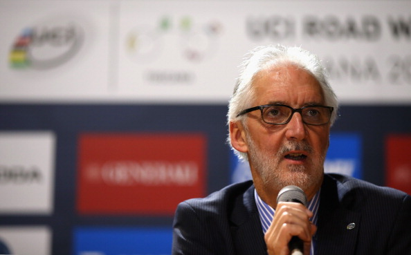 UCI President Brian Cookson vowed to have a tougher stance on doping during his election campaign ©Getty Images