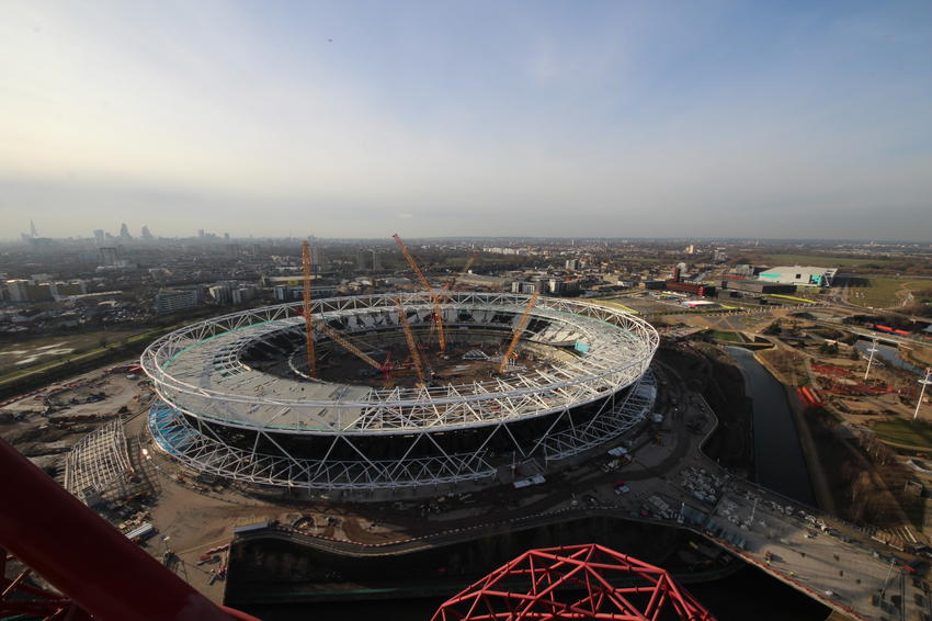 Vinci Stadium have been appointed to manage operations at the London 2012 Olympic Stadium ©Queen Elizabeth Olympic Park