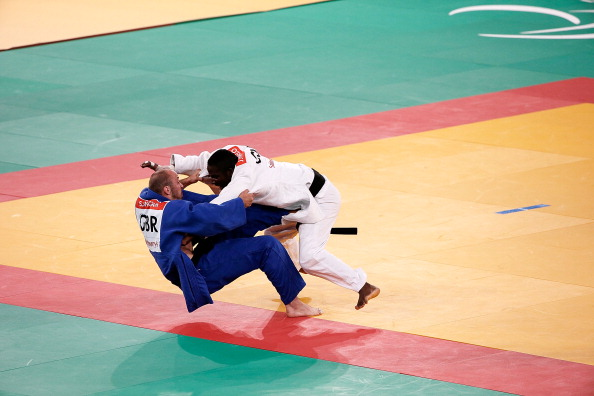 Visually impaired Judo will be a medal event at the Baku 2015 European Games ©Getty Images