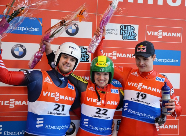 Wolfgang Kindl won Austria's first World Cup title since 2002 ©FIL