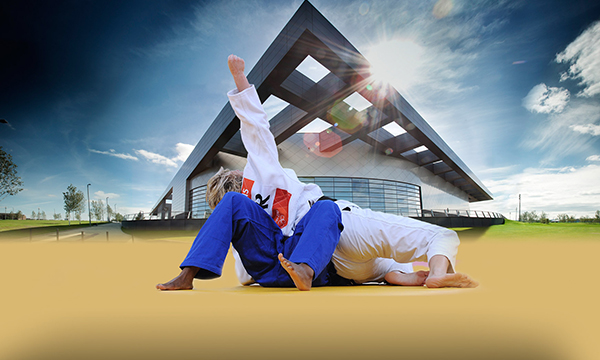 The European Judo Championships will take place in the Emirates Arena ©Glasgow 2015