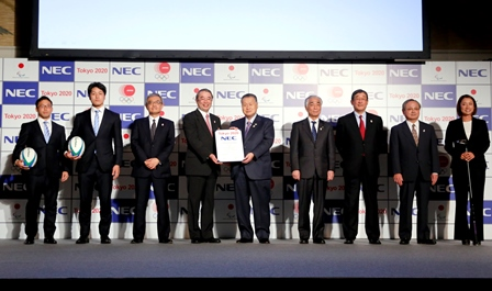 NEC Corporation will provide valuable services in the categories of