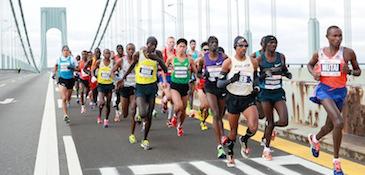 Elite runners in the Abbott World Marathon Majors series starting on Sunday will have a new format and unprecedented levels of anti-doping procedures ©WorldMarathonMajors
