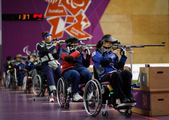 Para-shooters will be vying for Rio 2016 qualification in the Croatian city of Osijek ©Getty Images