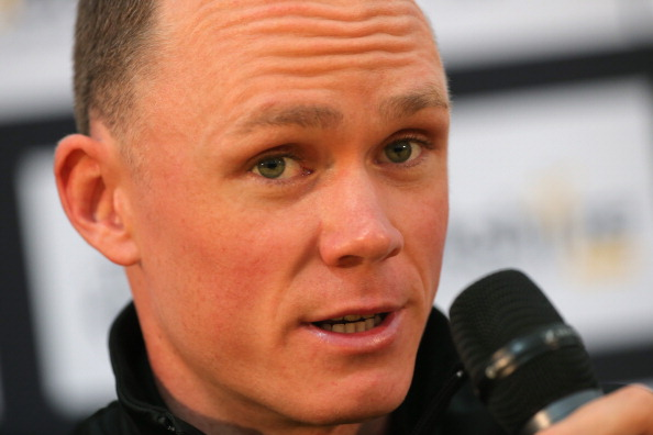 Britain's 2013 Tour de France winner Chris Froome has declared his support of 24-hour testing following the publication of the CIRC report ©Getty Images