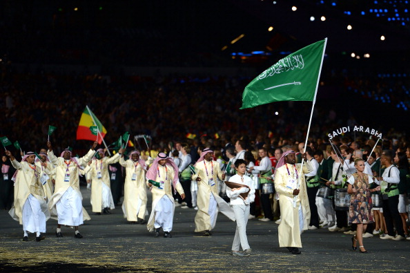 A female Saudi Arabian taekwondo player is likely to compete at Rio 2016 ©Getty Images