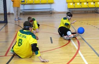 A new website have been launched ahead of the European Goalball Championships in Lithuania ©Lithuania Blind Sport Federation