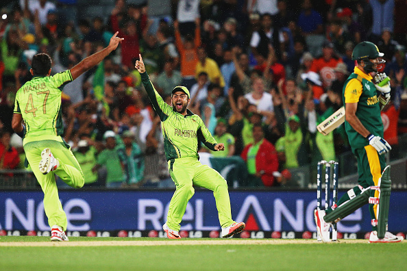 A superb bowling performances enabled Pakistan to stun South Africa at the Cricket World Cup ©Getty Images