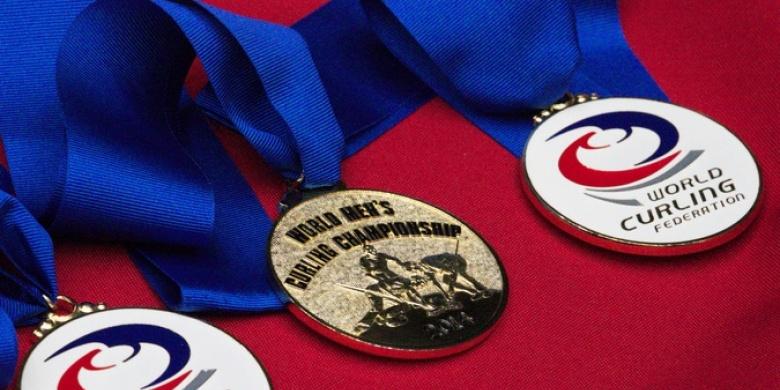 A total of 12 teams are descending on Halifax for the World Men's Curling Championships ©WCF/Celine Stucki