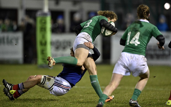 An All-Ireland bid for the Women's Rugby World Cup has been launched ©AFP/Getty Images