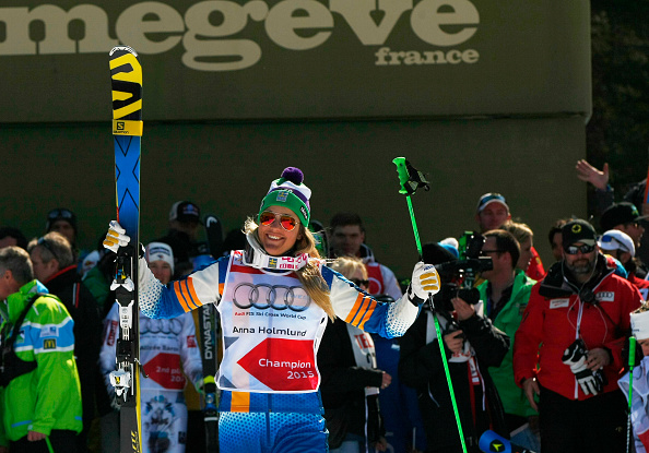 Anna Holmlund dominated the womens competition winning on back to back days ©Agence Zoom/Getty Images