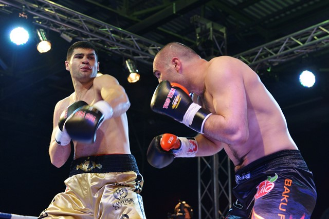 Astana Arlans Kazakhstan have won 10 out 10 in Group B of the World Series of Boxing ©WSB