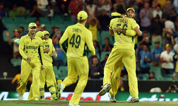 Australia booked their place in the World Cup final with a commanding win over India ©Getty Images