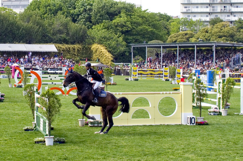 Baji Park will host the equestrian events during Tokyo 2020 ©Japan Racing Authority