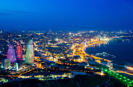 Baku will host the 2020 European Karate Championships ©HOK