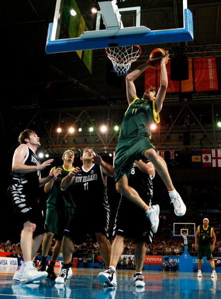 Basketball last featured in the Commonwealth Games at Melbourne 2006 ©Getty Images