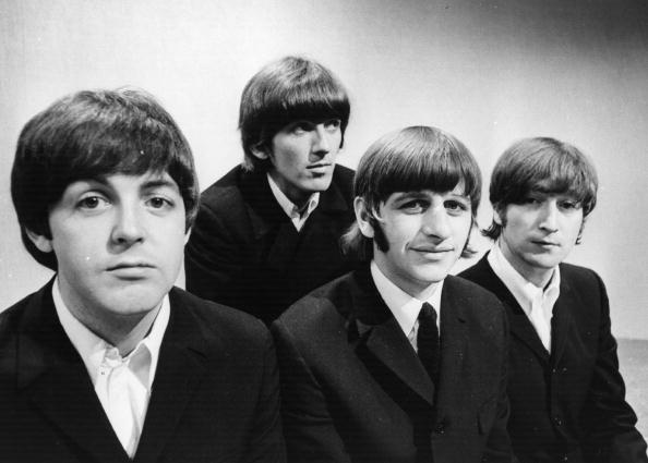 The Beatles, unofficial English language coaches, pictured in 1966 ©Getty Images