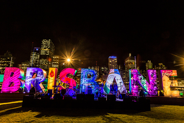 Brisbane has emerged as a early candidate for the 2028 Olympic Games ©Getty Images