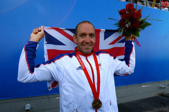 British Canoeing's new elite training centre is named after Tim Brabants, winner of Great Britain's first-ever Olympic gold medal in canoeing at Beijing 2008 ©Getty Images