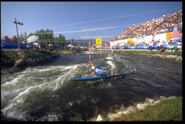Parc Olímpic del Segre, which hosted canoe slalom during Barcelona 1992, has been awarded the 2019 ICF Canoe Slalom and Wildwater World Championships ©Getty Image