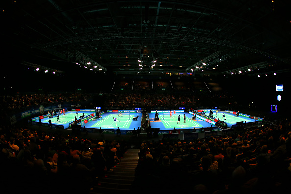 China have a host of names in the semi-finals at the All England Open Badminton Championships ©Getty Images